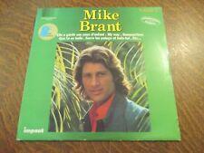 33 tours MIKE BRANT volume 2 enregistrements originaux 6886 525