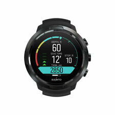 Suunto SS050192000 D5 Dive Computer with Bluetooth - Black