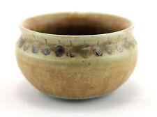 A miniature Ulla Wiinblad bowl for Alingsas Keramik. Mid century Swedish.