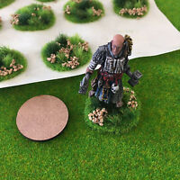 Green Fields Scenic Base Toppers -Scenery Model Warhammer Gamers Grass Tufts