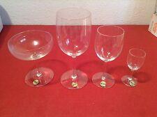 1960s - 30 Piece - Reizart Crystal Pasco Bavaria Germany Wine Champagne Cordials