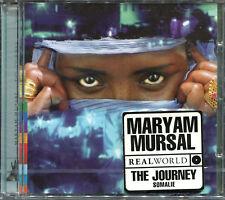 MARYAM MURSAL - THE JOURNEY -  CD ALBUM NEUF NEW SEALED