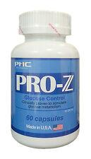 PRO-Z Original Glucose Control Stimulate Zinc Supplement 1 Bottle Free Shipping