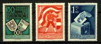 Austria 1950 Carinthian Plebiscite Set 60g to 1s70 sg1212/4 cv£210+ (3v) U Stamp