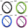 Bicycle Crank 104BCD 32T/34T/36T/38T MTB Chainring Chainwheel Aluminum Plate