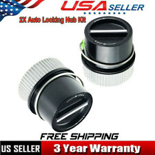 (2) NEW AUTO LOCKING HUBS FRONT FORD EXCURSION F250 350 450 550 1C3Z-3B396-CB