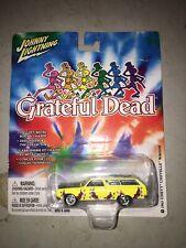 Grateful Dead Toy Car Johnny Lightning White Lightning 1965 Chevy Chevelle Wagon