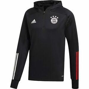 adidas Performance FC Bayern München Track Top Kapuzensweatshirt Herren NEU