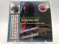 Led Zeppelin SNOW BLIND SNOW JOBS  Canada 1975 OBI 6CD NEW DHL