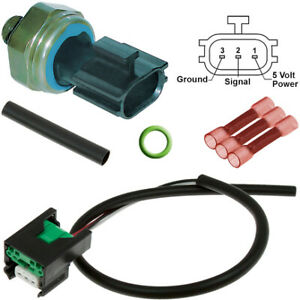 Omega Environmental Technologies MT1202-K A/C Pressure Transducer