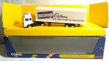 CORGI 1985 DIECAST VOLVO GLOBETROTTER - CADBURY'S DAIRY MILK - C1231 - BOXED