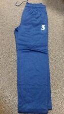 MLB SEATTLE MARINERS MENS SWEAT PANTS LARGE W/POCKETS BRAND NEW NICE !