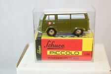 Schuco Piccolo Volkswagen T2 Bus neu perfect mint in box