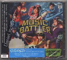 Gacharic Spin: Music Battler (2015) CD & DVD SEALED