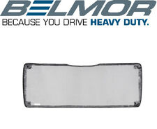 Belmor BS-3009-1 Black Bug Screen Truck Grille Cover for 2010-2017 Freightliner Coronado