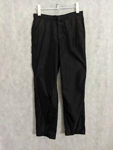 Jil Sander Tech Windbreaker Slacks Pants Size 48R Italy