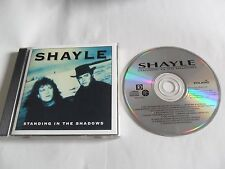 Shayle - Standing In the Shadows (CD 1993) ROCK /Canada Pressing