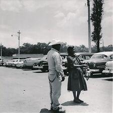 XOCHIMILCO c. 1960 -Mexicaine, Mexicain  Parking de Voitures  Mexique - Div 6375