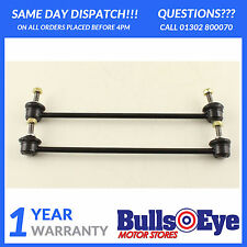 NEW OE QUALITY Peugeot 206 98-10 Front Stabiliser Anti Roll Bar Drop Links PAIR