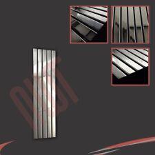 "360 mm (W) x 1250 mm (H) ""Corwen"" Cromo Radiador de panel plano vertical - 1691 btu"