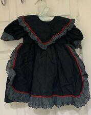 New listing Annette Himdstedt Vintage Shireem Doll Dress - original from 1991