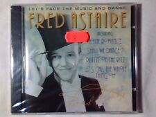 FRED ASTAIRE Let's face the music and dance cd SIGILLATO SEALED ISRAEL