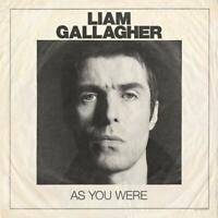 LIAM GALLAGHER As You Were (2017) 12-track CD album NEW/SEALED Oasis