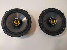 Kicker 46CSC354 CS Series CSC35 3.5 Inch 89mm Coaxial Speakers 4 Ohm Pair