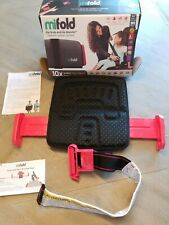 New ListingMifold Grab-and-go Car Booster Seat, Portable Travel Booster