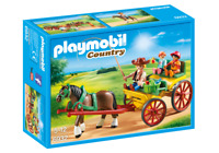 Playmobil 6932 - Horse-Drawn Wagon - NEW!!