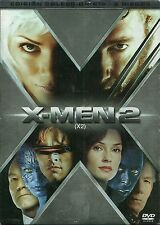 X-Men 2 (X2).Hugh Jackman,Halle Berry.Edición coleccionistas 2 discos.