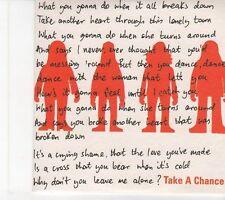 (EY459) The Magic Numbers, Take A Chance - 2006 DJ CD