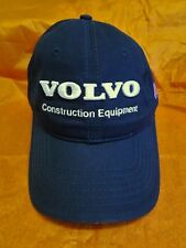 VOLVO CONTSTRUCTION  Hat Cap ~ADJUSTABLE -BLOW OUT PRICES!