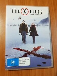 The X-Files: I Want to Believe (DVD)