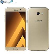 Samsung Galaxy A7 2017 A720f Dual SIM 32gb Unlocked Smartphone Gold Sand VB