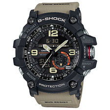 Casio G-SHOCK MASTER OF G MUDMASTER Watch GG-1000-1A5 - Military Beige