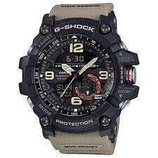 Casio G-SHOCK MASTER OF G MUDMASTER Watch GG-1000-1A5 - Military Beige