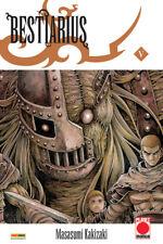 manga BESTIARIUS N. 5 - nuovo italiano - panini planet manga
