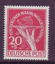 Postfrische Briefmarken aus Berlin (1948-1949) mit Geschichts-Motiv