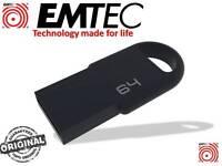 Clé USB 2.0 EMTEC D250 mini 32GO / 32GB 64GO / 64GB Flash Drive USB 2.0
