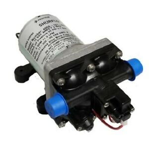 New Shurflo 4008-101-A65 ~ Marine and RV 12V Water Pump ~ 3.0 GPM