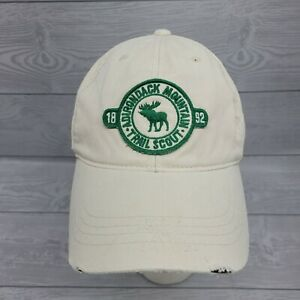 Abercrombie & Fitch Beige Adjustable Strap Baseball Cap Hat