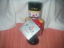 FAO SCHWARZ ICON PLASTIC SOLDIER CONTAINER FILLED W/ 10 OUNCE BUBBLE LIQUID NEW