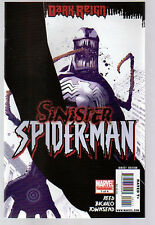 DARK REIGN SINISTER SPIDER MAN #1-4  NEAR MINT COMPLETE SET 2009