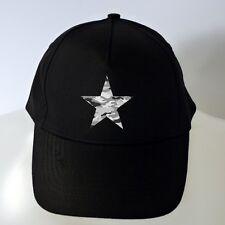 Goth Emo Punk Rockabilly Camo Star Cap Hat