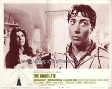 The Graduate, orig 1968 mint Lobby Card, Hoffman & Ross