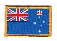 VICTORIA AUSTRALIA PROVINCE FLAG PATCHES COUNTRY PATCH BADGE EMBROIDERED