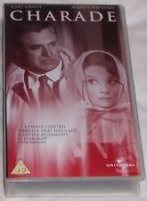 Charade - VHS Video - Audrey Hepburn, Cary Grant, Walter Matthau, James Coburn