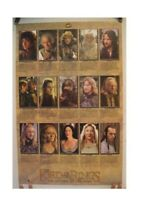The lord Of The Rings Poster  Return Of The King Heroes