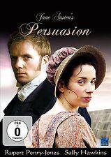 "Jane Austens ""Persuasion"" (2007)(BBC)(NEU/OVP)  Alice Krige, Rupert Penry-Jones"